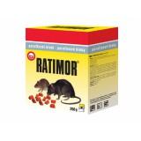 Ratimor 250g parafínové bloky