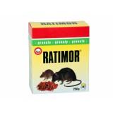 Ratimor granule na hlodavce 250g