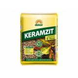 Keramzit - granulovaný jíl