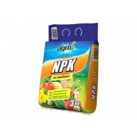 NPK - univerzální hnojivo 3 kg