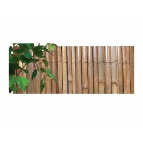 Rohož bambus štípaný, lakovaný 1,5 x 3 m