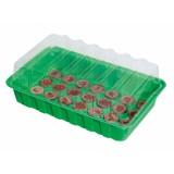 Minipařeniště š.36x22x13cm +28rašelinové tablety JEANNE