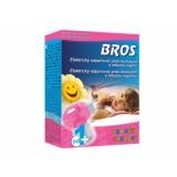 BROS-elektrický Odpařovač proti komárům+tekutá náplň děti 60nocí