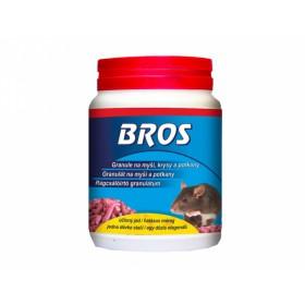 BROS-granule na myši, krysy a potkany 500g dóza