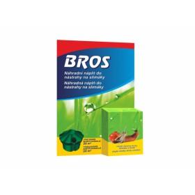 BROS náhradní náplň-nástrahy na slimáky 5ml