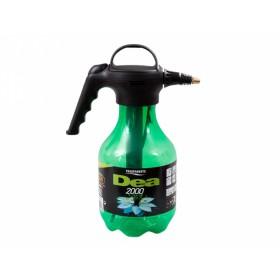 Rozprašovač tlakový DEA 2000ml zelený transparentní