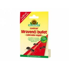 Loxiran mravenčí bufet 20ml - náhradní náplň