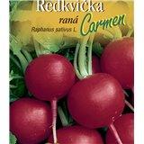 Ředkvička červená raná Carmen