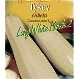Tykev cuketa LONG WHITE BUSH 2