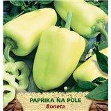 Paprika zelená BONETA