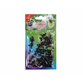 Perly gelové/substrát/10g/700ml/1cm/fialová