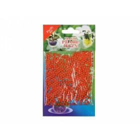 Perly gelové/substrát/10g/700ml/1cm/oranž
