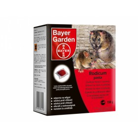 Rodicum pasta na hlodavce 150g/BAYER/