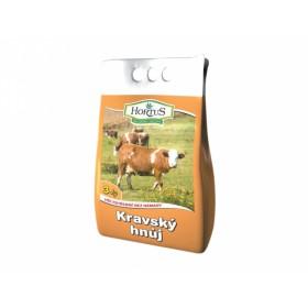 Hnůj kravský HORTUS 3kg