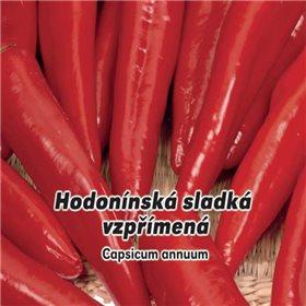 Paprika kořeninová sladká - Hodonínská