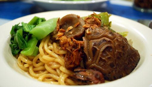 Houby shii-take (houževnatec jedlý) lze využít při přípravě různých jídel.