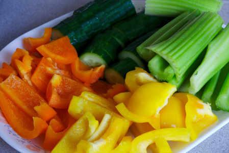 Zelenina je základem jídelníčku diabetika.