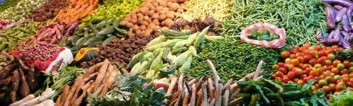 Zelenina jde skladovat při nízké teplotě a vysoké RVV.