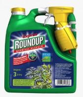 Roundup totální herbicid