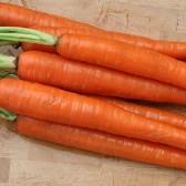 Jak vypěstovat zdravě vypadající mrkev