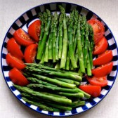 Inspirace: Dietní zelenina