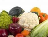 Přehled druhů zeleniny