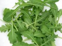 Rukola - velmi oblíbená listová zelenina