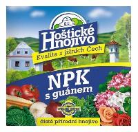 NPK hnojivo - základ pro každou rostlinu